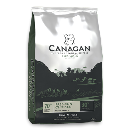 Canagan Free Run Chicken Cat 4 kg