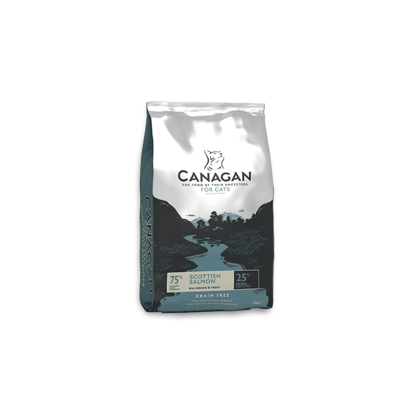 Canagan Scottish Salmon Cat 375 g