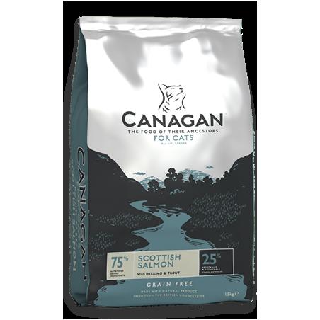 Canagan Scottish Salmon Cat 375 g