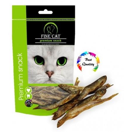 Fine Cat suszone rybki