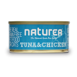 Naturea Tuna whit chicken