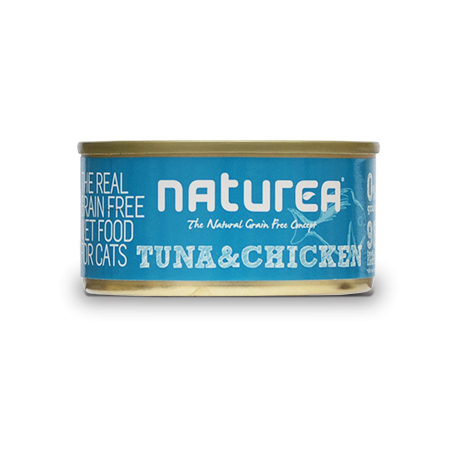 Naturea Tuna & chicken