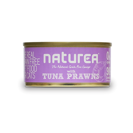 Naturea Tuna end Prawns - tuńczyk i krewetki