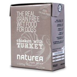 Naturea Chicken, Turkey - kurczak i indyk