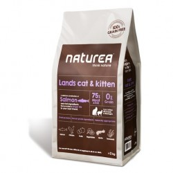 Naturea Lands Cat and Kitten