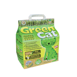 Żwirek Green Cat