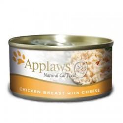 Applaws Natural Cat kurczak i ser