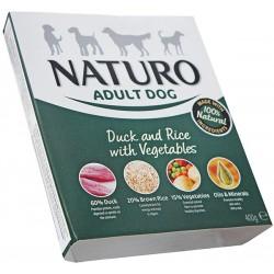 Naturo Adult Kaczka z ryżem i warzywami