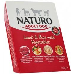 Naturo Adult Jagnięcina z ryżem i warzywami