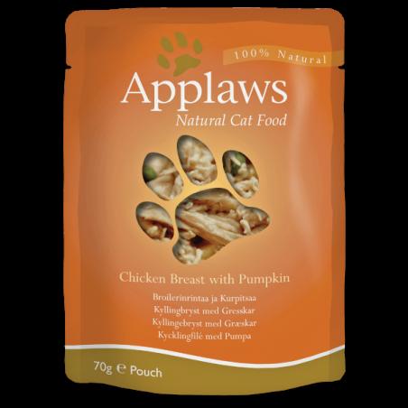 Applaws Natural Cat kurczak i dynia