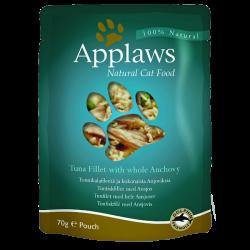 Applaws Natural Cat tuńczyk i sardela