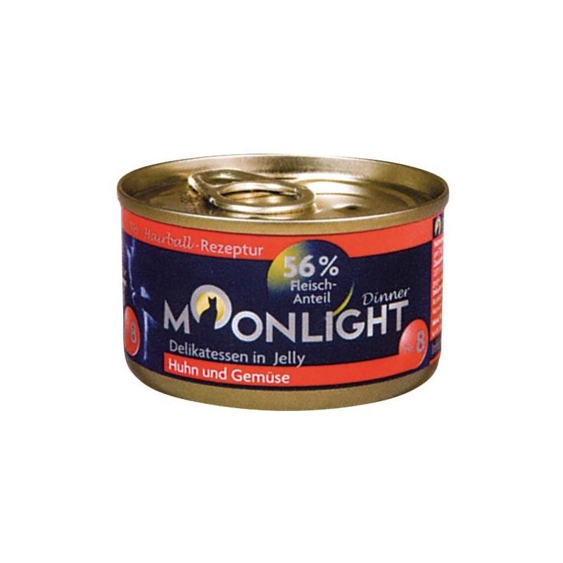 Moonlight Dinner nr 8 Kurczak z warzywami w galaretce