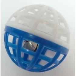 Zabawka dla kota piłka z dzwonkiem