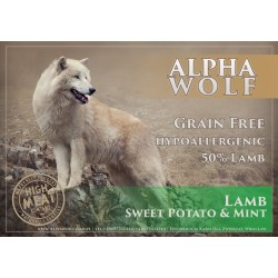 AlphaWolf Grain Free Lamb, Sweet Potato & Mint