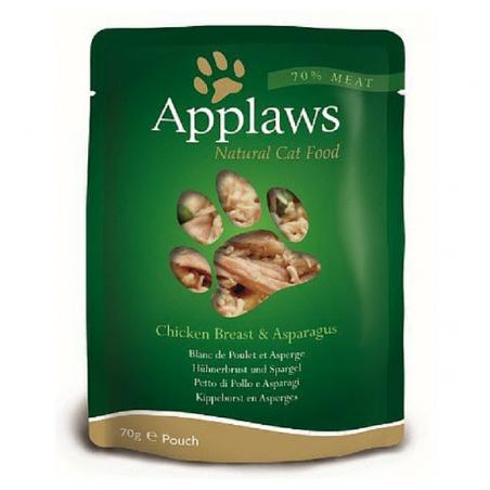 Applaws Natural Cat kurczak i szparagi