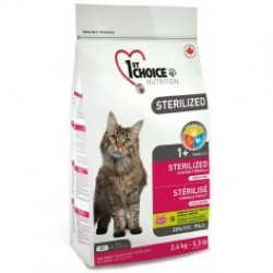 1st Choice Cat Sterylized