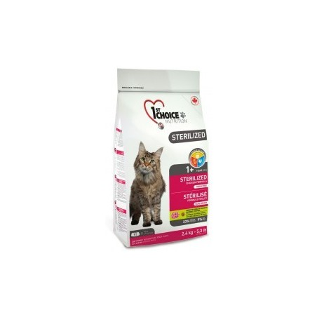1st Choice Cat Sterylized