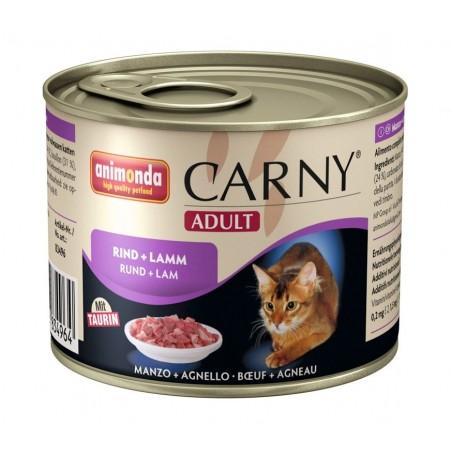Animonda Carny Adult Wołowina i jagnięcina