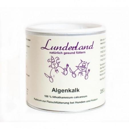 Lunderland Algenkalk - wapń z alg dla psów i kotów