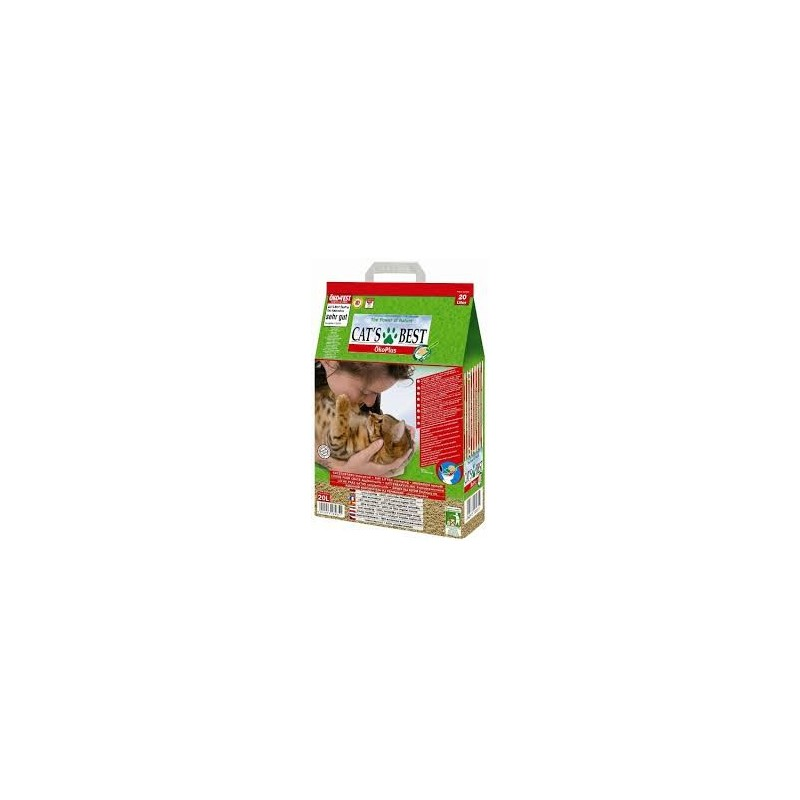 Żwirek Cats Best Eko Plus 10l