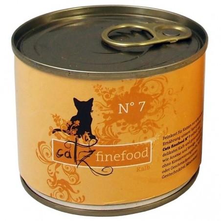 Catz FineFood nr 07 Cielęcina
