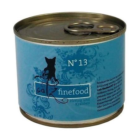 Catz FineFood nr 13 Śledż z Krab
