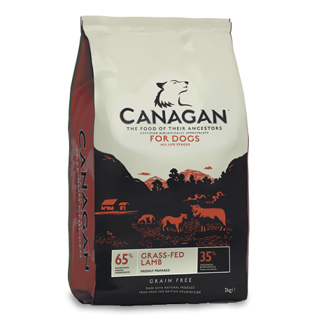 Canagan Grass Fed Lamb 2 kg