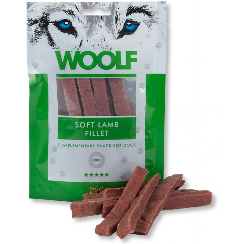 Woolf Soft Lamb filet - miękkie paseczki z jagnięciny