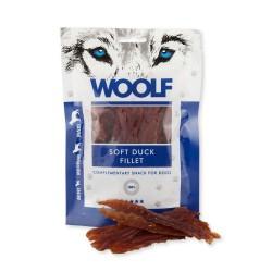 Woolf Soft Duck Fillet mięsne plasterki z kaczki