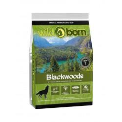 Wildborn BlackWoods - dzik, królik i kaczka