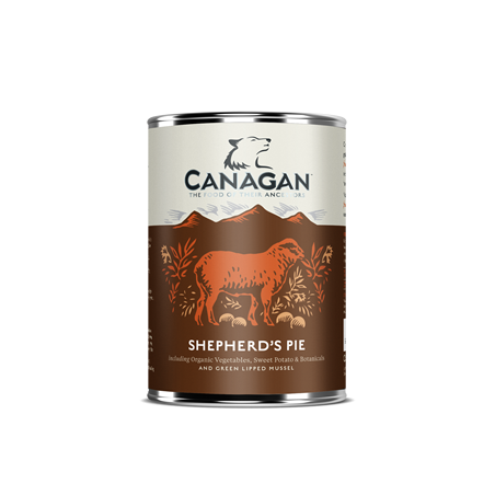 Canagan Dog Shepherd's Pie