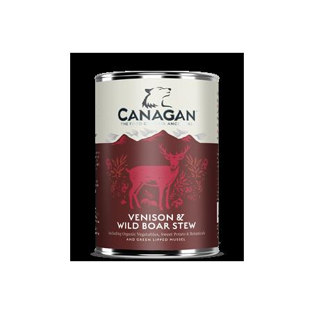 Canagan Dog Canagan Venison & Wild Boar Stew