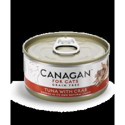 Canagan Cat Tuna with Crab