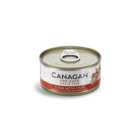 Canagan Cat Tuna with Crab