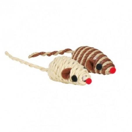 Myszka dla kota sizalowa