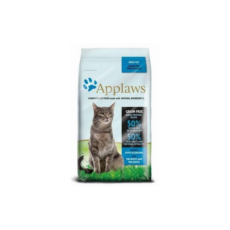 Applaws Cat Ocean Fish i salmon 350 g