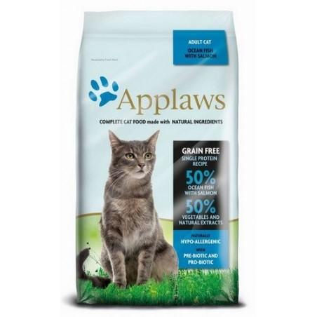 Applaws Cat Ocean Fish i salmon 350 g