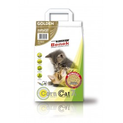 Żwirek Super Benek Corn Cat Golden