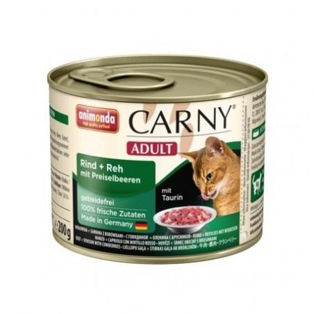 Animonda Carny Adult Sarna i borówka