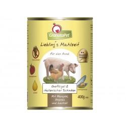 GranataPet Liebling's Mahlzeit Kurczak i szynka