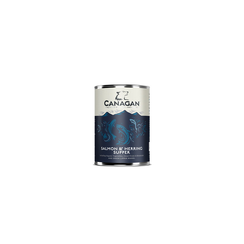 Canagan Dog - Salmon & Herring Supper