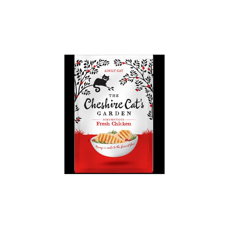 Cheshire Cat's Garden adult - chicken