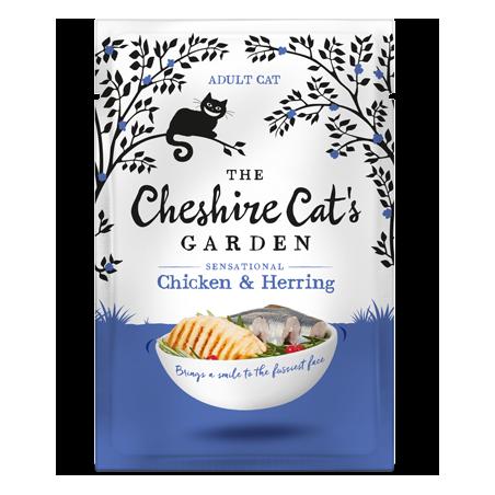 Cheshire Cat's Garden adult - chicken end herring
