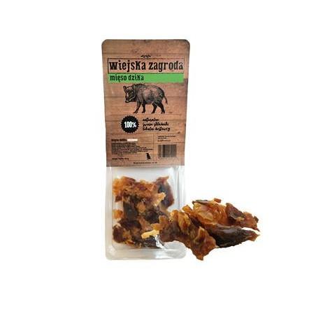 Wiejska Zagroda - Suszone mięso dzika