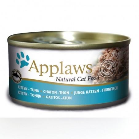 Applaws Natural Kitten tuńczyk