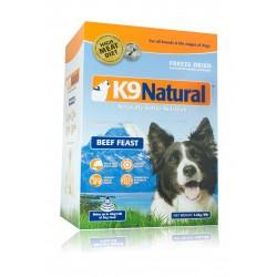 K9 Natural Lamb Feast - wołowina 3,6 kg