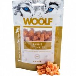 Woolf Rabbit Chunkies mięsna przekąska z królika
