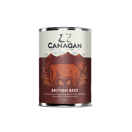 Canagan Dog - British Beef