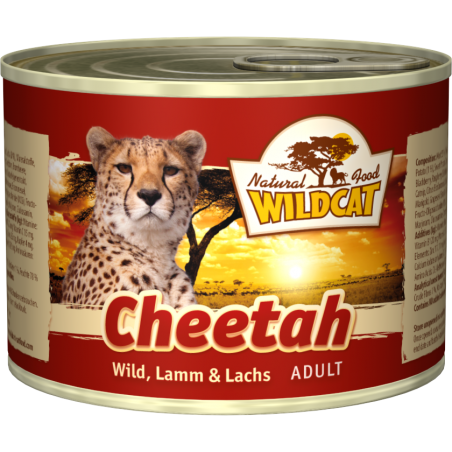 Wildcat Cheetah 200g