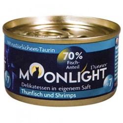 Moonlight Dinner nr 7 - tuńczyk i krewetki w sosie